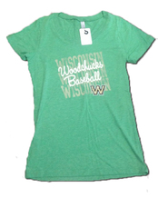 Ladies Light Green T-Shirt